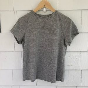 Outdoor Voices Grey Tee